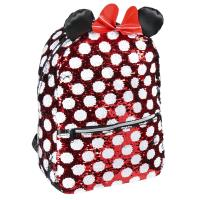 BACKPACK CASUAL LENTEJUELAS METALLIZED MINNIE