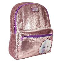BACKPACK CASUAL LENTEJUELAS METALLIZED FROZEN 2