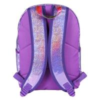BACKPACK CASUAL FASHION IRIDESCENT POOPSIE 1