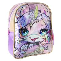 BACKPACK NURSERY CHARACTER SPARKLY POOPSIE