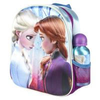 BACKPACK NURSERY 3D CON ACCESORIOS FROZEN 2