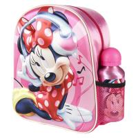KIDS BACKPACK 3D CON ACCESORIOS MINNIE