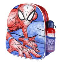 KIDS BACKPACK 3D CON ACCESORIOS SPIDERMAN