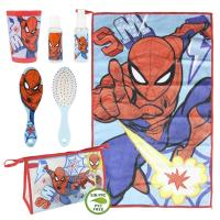 TRAVEL SET TOILETBAG SPIDERMAN