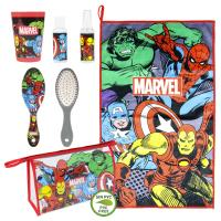 TRAVEL SET TOILETBAG AVENGERS