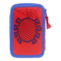 PLUMIER TRIPLE GIOTTO PREMIUM METALIZADA SPIDERMAN 1