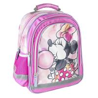 MOCHILA ESCOLAR PREMIUM BRILLANTE MINNIE