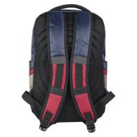 BACKPACK CASUAL TRAVEL AVENGERS CAPITAN AMERICA 1