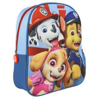 KIDS BACKPACK 3D PREMIUM TEDDY PAW PATROL