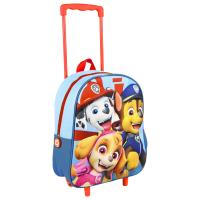 TROLLEY 3D NURSERY TEDDY PAW PATROL