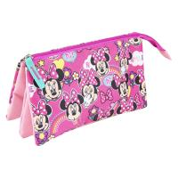 TROUSSE PLAN 3 COMPARTIMENTS MINNIE