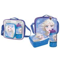 LUNCH BAG CON ACCESORIOS FROZEN 2 (FROZEN II)
