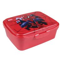 LUNCH BAG CON ACCESORIOS SPIDERMAN 3