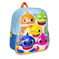 BACKPACK NURSERY 3D PREMIUM BABY SHARK