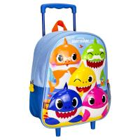 TROLLEY ENFANT 3D BABY SHARK