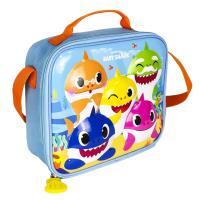 LUNCH BAG 3D THERMAL LUNCHBAG BABY SHARK