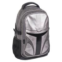 BACKPACK CASUAL FASHION TRAVEL THE MANDALORIAN