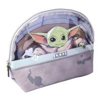 BEAUTY CASE BAGNO SET BAGNO PERSONALE THE MANDALORIAN THE CHILD