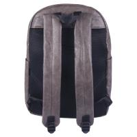 BACKPACK CASUAL TRAVEL FAUX-LEATHER THE MANDALORIAN 1