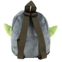 BACKPACK KINDERGARTE CHARACTER PELUCHE THE MANDALORIAN 1