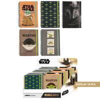 DISPLAY LIBRETAS THE MANDALORIAN THE CHILD