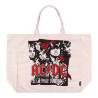 HANDBAG STRAPS COTTON ACDC