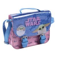 BOLSO BANDOLERA POLIPIEL THE MANDALORIAN THE CHILD
