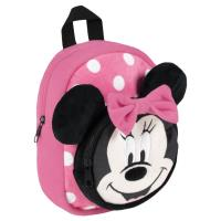 BACKPACK KINDERGARTE CHARACTER TEDDY MINNIE