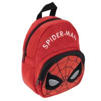 BACKPACK KINDERGARTE CHARACTER TEDDY SPIDERMAN