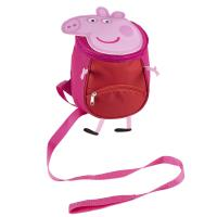 BACKPACK KINDERGARTE CON ARNÉS PEPPA PIG