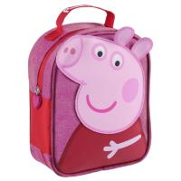 TRAVEL SET LUNCH PEPPA PIG