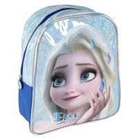 KIDS BACKPACK CHARACTER SPARKLY FROZEN II