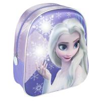 KIDS BACKPACK LIGHTS 3D FROZEN II