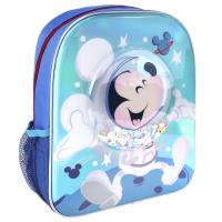 KIDS BACKPACK 3D CONFETTI MICKEY