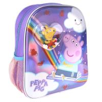 KIDS BACKPACK CONFETTI PEPPA PIG