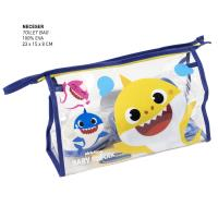 TRAVEL SET TOILETBAG BABY SHARK 1