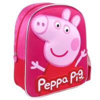 KIDS BACKPACK 3D PEPPA PIG