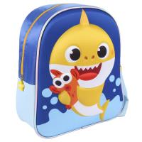 KIDS BACKPACK 3D BABY SHARK