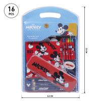 SET PAPETERIE SCOLAIRE MICKEY 1