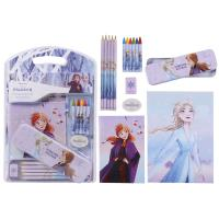 STATIONERY SET ESCOLAR FROZEN II