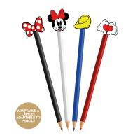 GOMME PACK x4 MINNIE 1