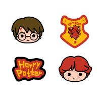 GOMA DE BORRAR PACK X4 HARRY POTTER 1