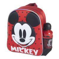 SAC À DOS POUR ENFAN 3D CON ACCESORIOS MICKEY (MICKEY)