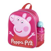 KIDS BACKPACK 3D CON ACCESORIOS PEPPA PIG (PEPPA PIG)