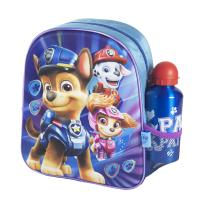 KIDS BACKPACK 3D CON ACCESORIOS PAW PATROL MOVIE (PAW PATROL , PAW PATROL MOVIE)