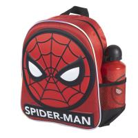 MOCHILA INFANTIL 3D CON ACCESORIOS SPIDERMAN (SPIDERMAN)