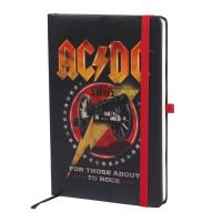 NOTEBOOK TO 5 ACDC