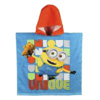 PONCHO COTTON MINIONS