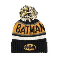 BONNET POMPON BATMAN