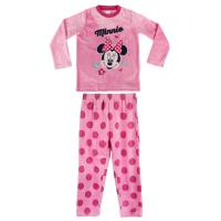 LONG SLEEVE PIJAMA POLAR MINNIE